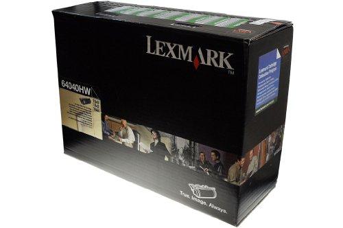 1 X Lexmark Lasertoner Return HY 64016HE LEXMARK 64016HE 64016HE