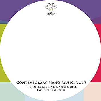 Contemporary Piano Music, Vol. 7