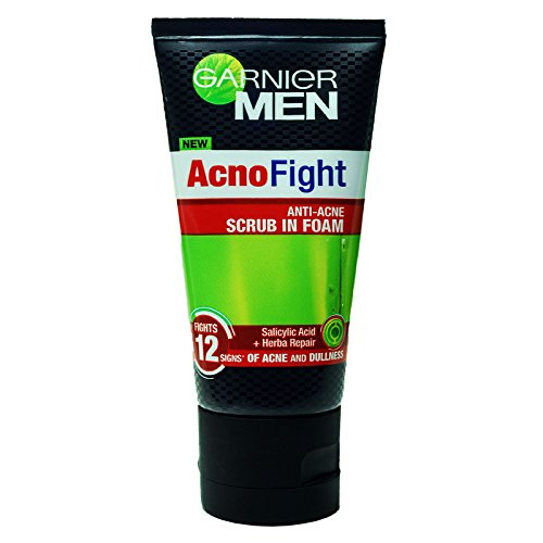 Garnier Men AcnoFight 6-in-1 Anti-Acne Foam: 50ml