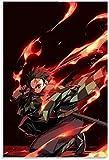 TANXM Lienzo De Impresión 30x50cm Sin Marco Póster de Fondos de Pantalla de Anime póster Decorativo para Sala de Estar Pintura de Dormitorio