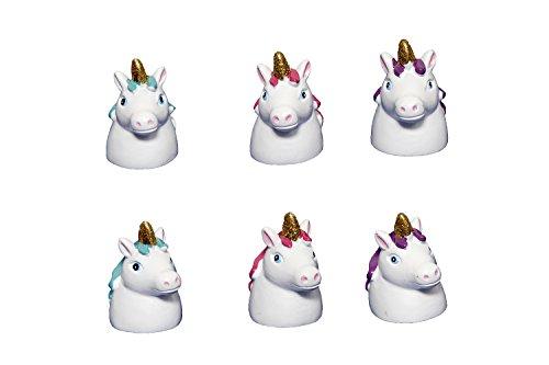 Lote de 20 Bálsamos Labial Unicornio - Ideal Para Regalos de Bodas y Eventos - Bálsamo, Balsamos labiales de labios, Brillos para Detalles de Bodas Baratos