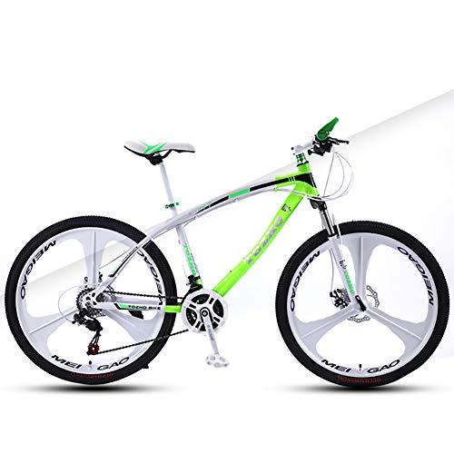 YJTGZ Kids Bike, Children'S Mountain Bike, 24 Inch, With Shock Absorption, High Carbon Steel Frame...