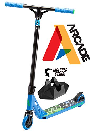 Best Price! Arcade Pro Scooters - Stunt Scooter for Kids 8 Years and Up - Perfect for Beginners Boys...