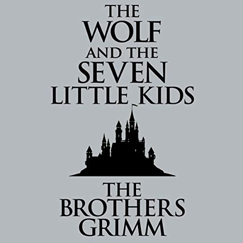『The Wolf and the Seven Little Kids』のカバーアート