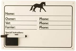 Weatherbeeta Horse Name Stall Plate