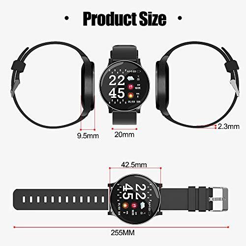 Montre Bracelet Ilepo IP67 Moniteur Sport Activité Physique - 1
