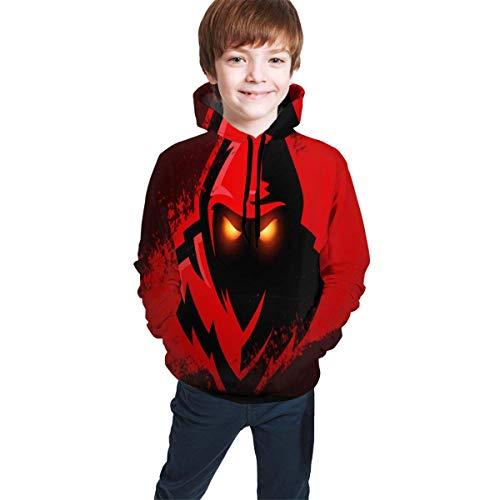 rogerds unisex kid pullover hoodie