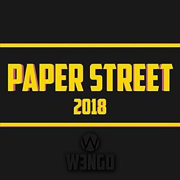 Paper Street 2018 (Rullesyre)
