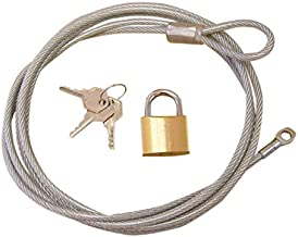 Outland 391330301 Car Cover Lock and Cable Kit