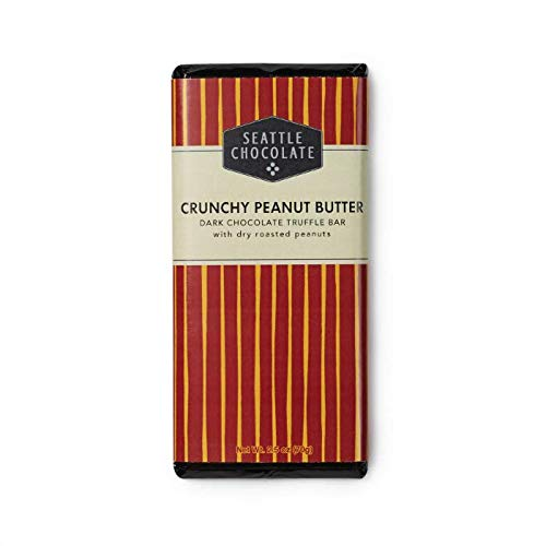 image of Seattle Chocolate Crunchy Peanut Butter