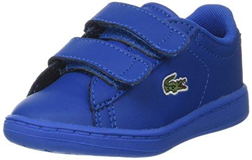 Lacoste Sport Unisex Baby Carnaby Evo 317 5 Trainer, Blau (Blu), 23 EU