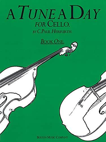 A Tune a Day for Cello: Book 1