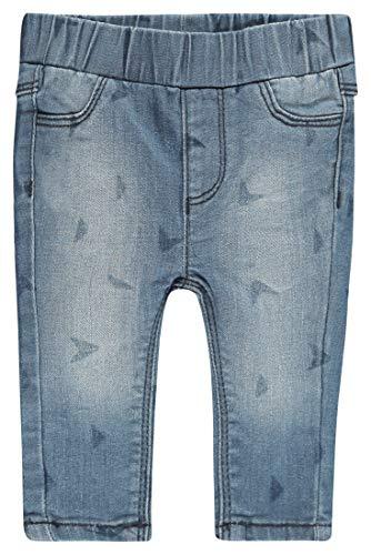Noppies baby-meisjes spijkerbroek G Jeans slim Vista aop
