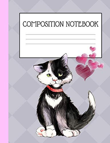 Kitty Love: Cute Composition For Cat Lovers, Ideal For...