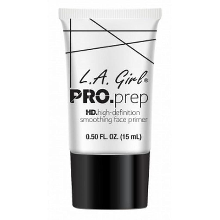 信頼性コンパス閉じるL.A. GIRL Pro Smoothing Face Primer - Cream (並行輸入品)