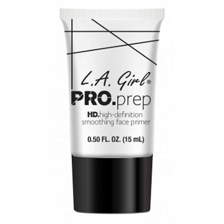 ピアベスビオ山吐く(3 Pack) L.A. GIRL Pro Smoothing Face Primer - Cream (並行輸入品)