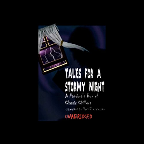 Tales for a Stormy Night audiobook cover art