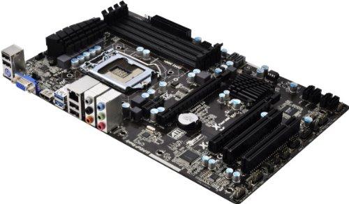 ASRock ZH77 Pro3 Mainboard (ATX, LGA1155 Socket, H77)