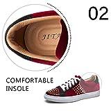 Zoom IMG-2 jitai scarpe casual da uomo