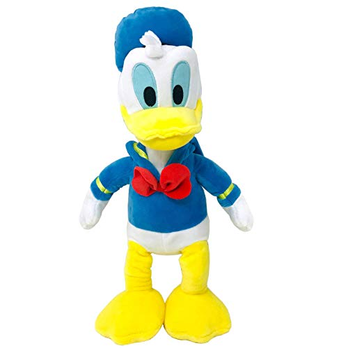 PlaybyPlay Peluche Pato Donald Original Peluche Donald Duck 40cm Calidad Super Soft Peluche Niña, Niño