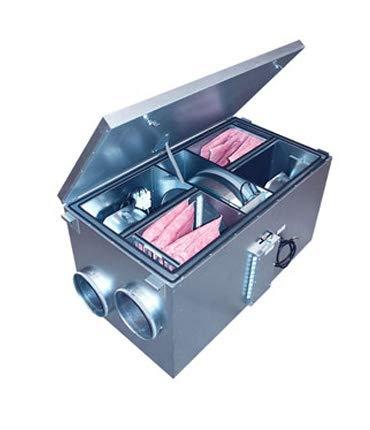 Air Filters 130S/130SEC Filtersett Til Östberg Luftfilter - 206x468x275mm