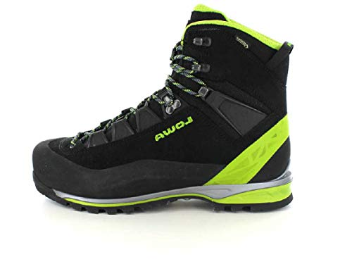 Lowa Alpine Pro GTX LE - Black/Lime