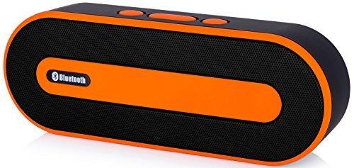 Tianlang Altoparlante Bluetooth, Mini Altoparlante Stereo Bluetooth Senza fili, Wireless Speaker Bluetooth, Batteria ricaricabile che offre fino a 10 ore di riproduzione musicale Per Smartphone e Tablet