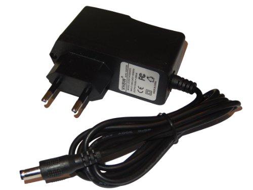 vhbw Fuente alimentación reemplaza dispositivo con clavija de 5,5 mm para vigilabebés - 200 cm