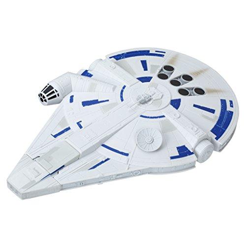 Hasbro Star Wars E0764EU4 Han Solo Film - Force LINK 2.0