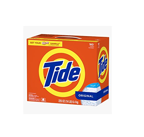 Product Image of the Ultra Tide He Powder Laundry Detergent, Original - 225 Oz. - 160 Loads Ultra he...