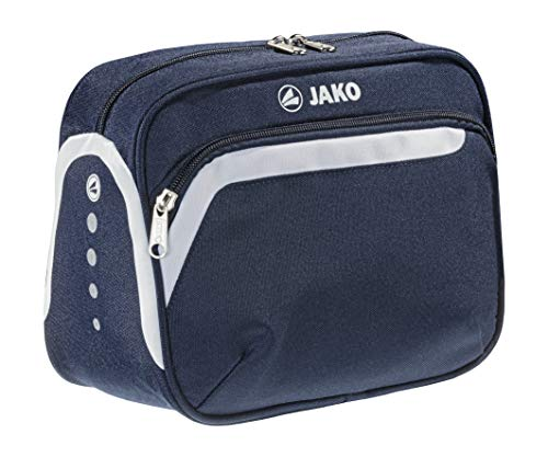 aufhängbare Kulturtasche von Jako in kräftigem Marine-Blau - abwaschbar - Immer gut organisiert hochwertiger Kulturbeutel, das perfekte Accessoire