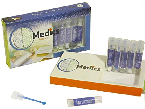 BrainMedics - Fine Nootropics - Pick 5 -Custom Sampler