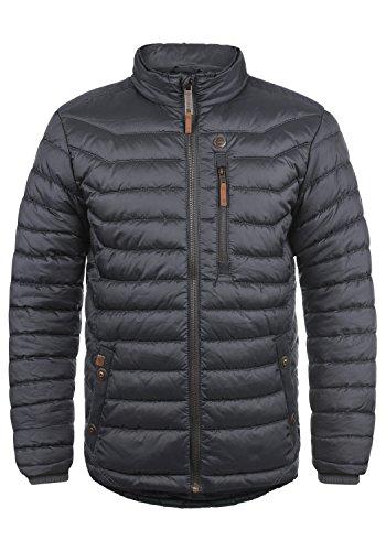 Blend Cemalo Herren Steppjacke Übergangsjacke Jacke mit Stehkragen, Größe:XL, Farbe:India Ink (70151)