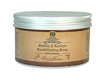 Carr & Day & Martin Saddle and Leather Conditioning Soap, 250 ml_PARENT