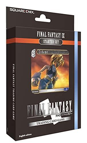 Square Enix Final Fantasy IX TCG FFIX (9) - Juego de mazo