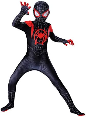 DAELI Spider Bodysuit for Children KIDS 5T Miles Morales product image