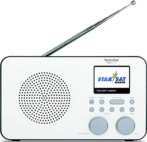 TechniSat VIOLA 2 C IR Internetradio
