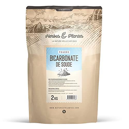 Herbes Et Plantes Bicarbonate de Sodium Officinal 2 kg