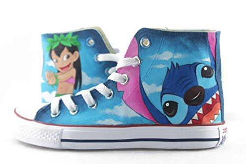 Disney Stitch Shoes Lilo and Stitch