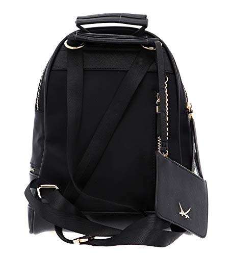 Sansibar Backpack Black