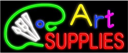 Art Supplies Glass neon Sign USA National products Large-scale sale in #10935 Made