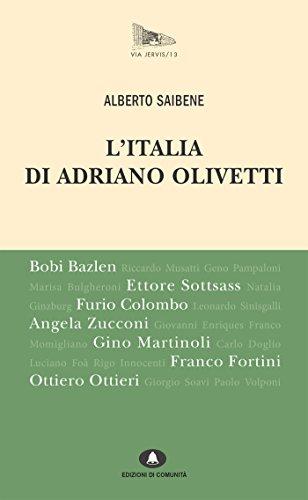 L'Italia di Adriano Olivetti