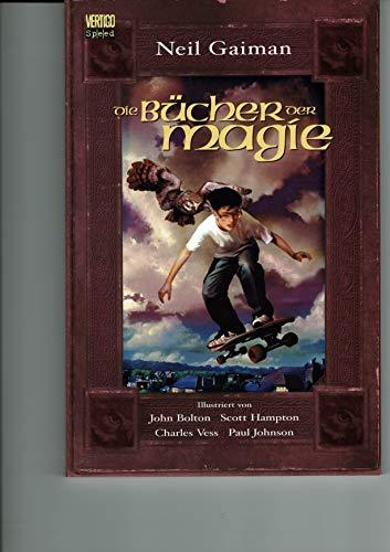 Buchseite und Rezensionen zu 'Die Bücher der Magie 1' von Neil Gaiman