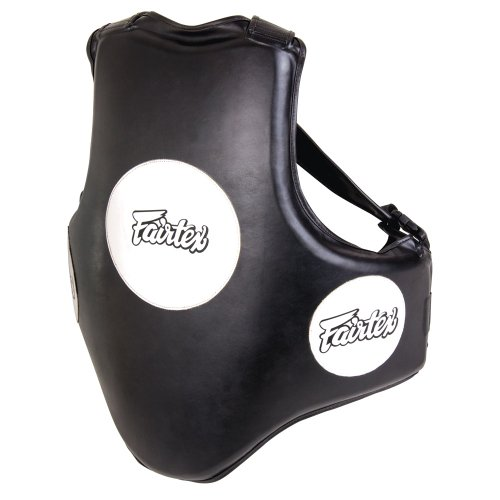 Ringside Fairtex Trainers Boxing Muay Thai MMA Training Chest Shield Rib Guard Body Protector Protective Vest