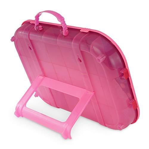 MGA- Jouet et Coffret de Rangement du défilé de Mode ambulant L.O.L. Surprise avec poupée : Hot Pink Toy, 562689, Multicolore
