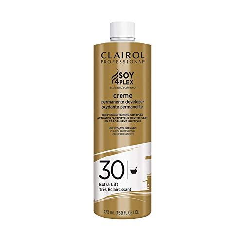 Clairol Professional Hair Coloring Developers for Lightening