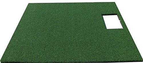 Premium 3 ft X5 ft Golf Mat for Simulator Golf Sensor