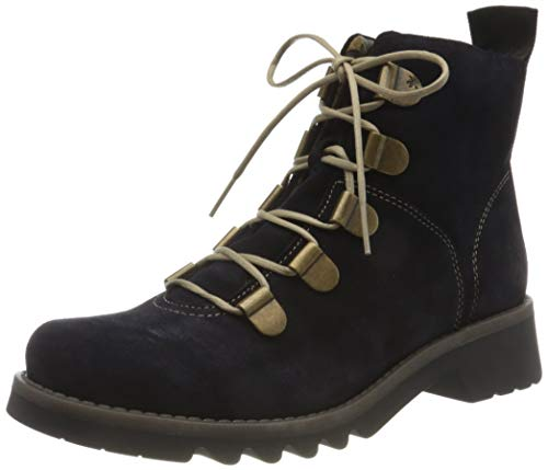 Fly London ROJI, Stivaletto Donna, Marina Militare, 38 EU