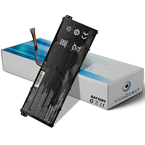 Visiodirect Battery compatible ACER Swift 3 SF314-51 15.2V 3220mAh