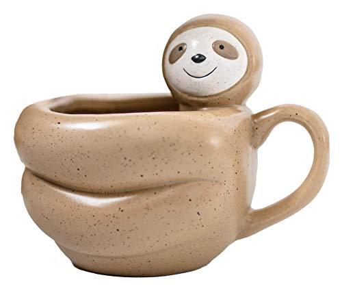 Novelty Sloth Mug